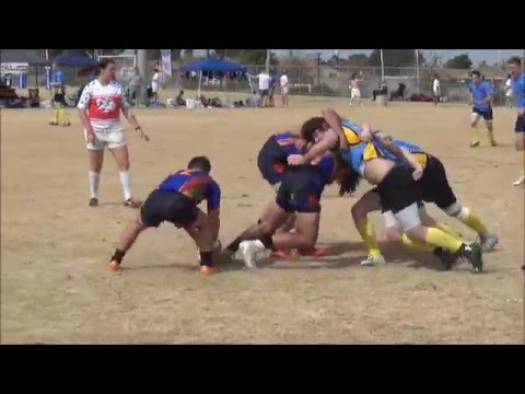 2016 Las Vegas Rugby Invitational High School Arizona Bobcats v