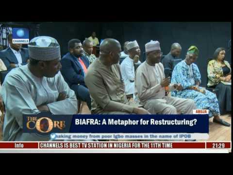 BIAFRA: A Metaphor For Restructuring? Pt 9