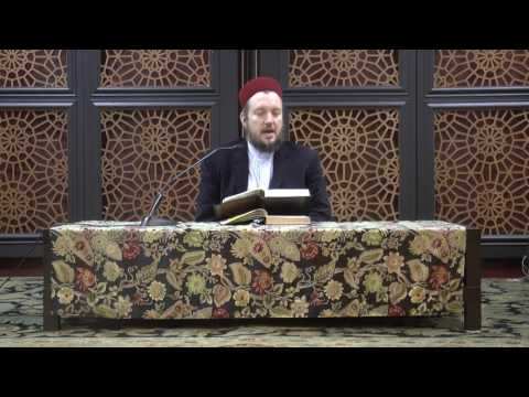 Touring the Gardens of the Righteous   Shaykh Jihad Brown (Part 16)