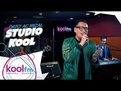 DATO' AC MIZAL - Itu Saja (LIVE) - Studio Kool