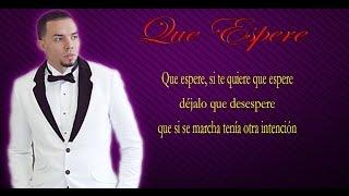 Alex Zurdo - Que Espere (Con Letra) Reggaeton Cristiano 2015