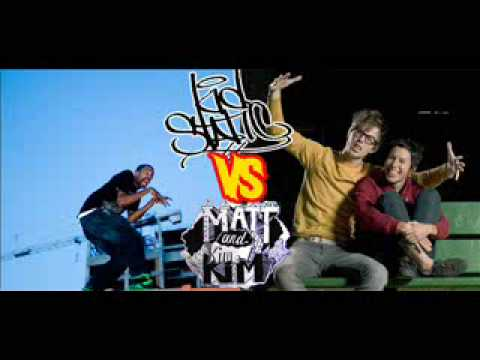 Kid Static Vs Matt and Kim - Good ol' Fashion Nightmare