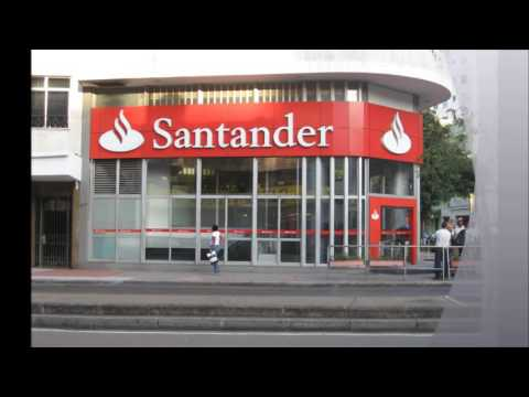 Banco Santander - Largest financial group in Spain and latin America