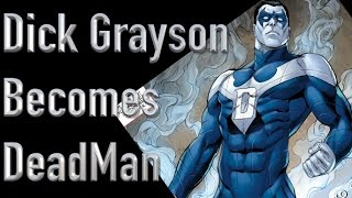 How Dick Grayson Became Deadman (Injustice Gods Among Us)