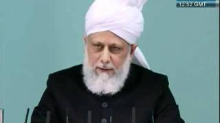 QADIANI khalid persenting juma 15 04 2011, Corruption among Muslim leadership and the solution clip4