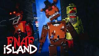 Minecraft - FNAF ISLAND #2 FREDDY FASBEAR'S SECRET! (Five nights at freddy's roleplay)