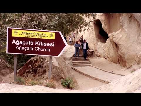 Aksaray Ihlara Vadisi Belgeseli - Aksaray Ihlara Valley Documentary Film