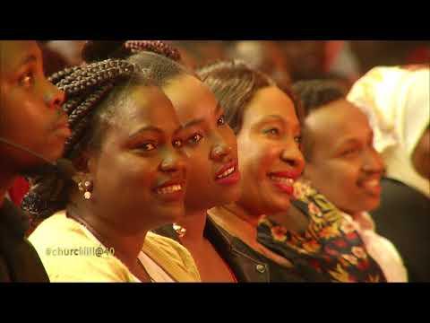 Teacher Wanjiku 'Churchill at 40' (extended version)