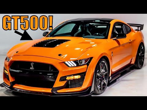 Chief Engineer Explains 2020 Shelby Gt500 Hp Numbers What