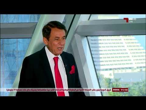 الاعلامي الدكتور علي الهاشمي يتحدث عبر برنامج أجواء خليجي24 عن منتخب العراق