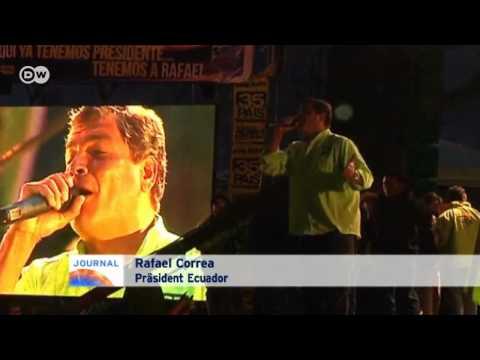 Präsidentenwahl in Ecuador | Journal