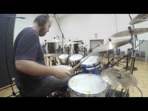 """Frankendrum"" Studio Session, Song 2 Ramming"