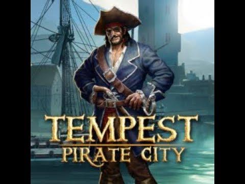 """Обзор игры: Tempest """"Pirate City"""" (2019)"""