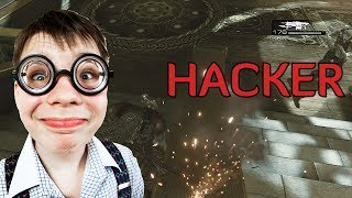 HACKER on Gears of War 3 (Hilarious Rage!)