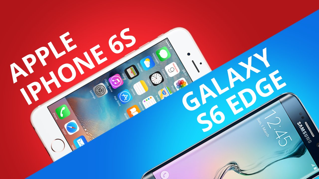 gps for iphone iphone 6s vs samsung galaxy s6 edge o comparativo dos 10737