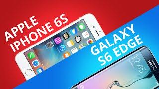 iPhone 6s VS Samsung Galaxy S6 Edge: o comparativo dos titãs [Comparativo]