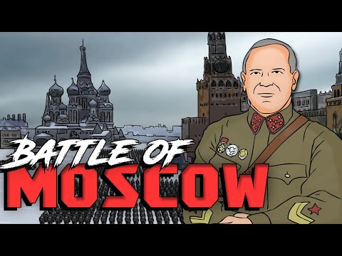Battle of Moscow | Animated History