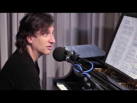 Hershey Felder on Leonard Bernstein's Carnegie Hall Debut