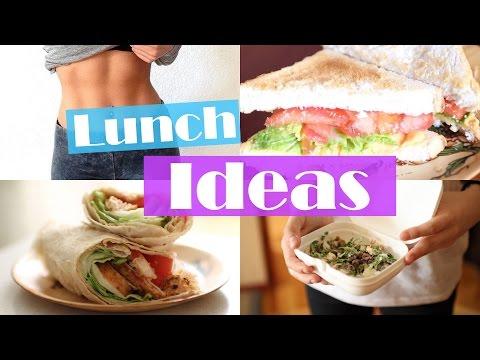 Healthy lunch ideas | Полезные ланчи в школу 🌯🍳🍞