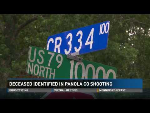 Deceased Identified in Panola County Shooting