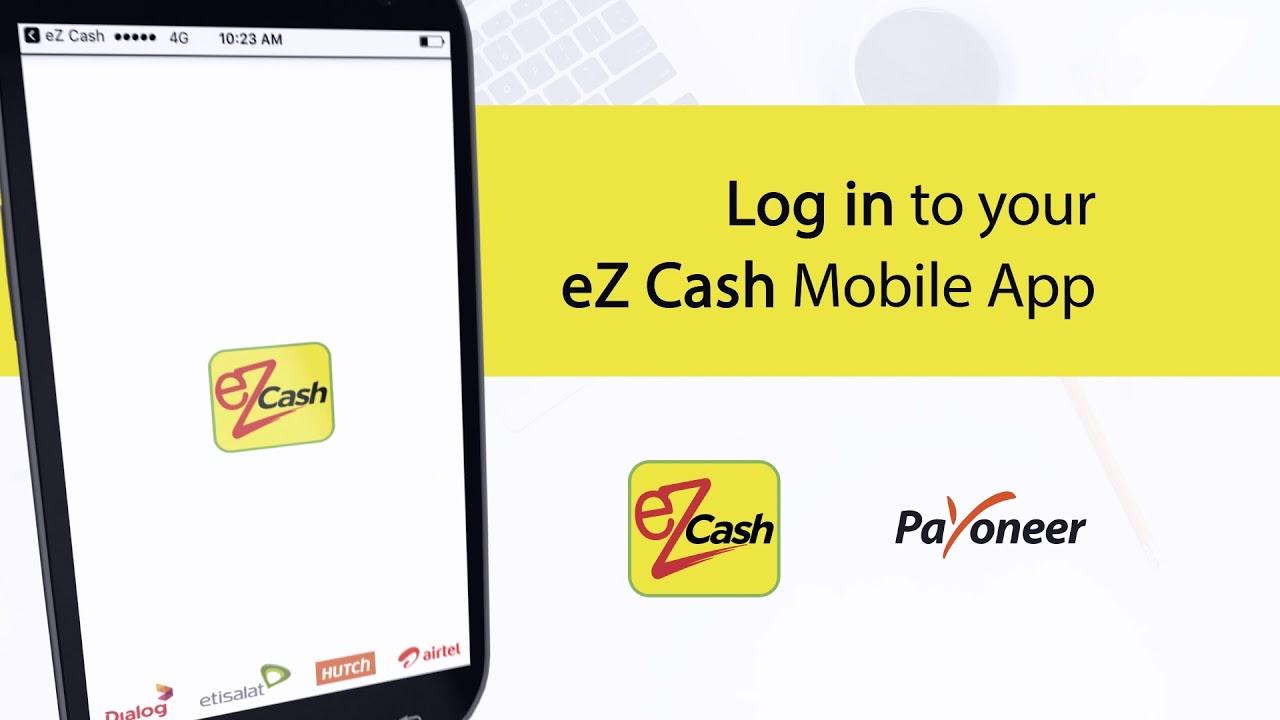 eZ Cash - Money in Your Mobile