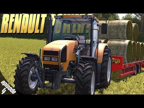 Farming Simulator 17 White Oak 17 Ep 1 British M