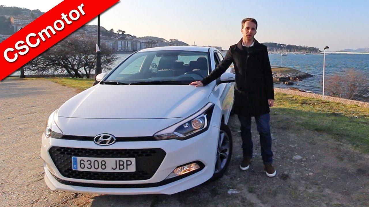 Hyundai I20 2014 2018 Prueba En Carretera YouTube