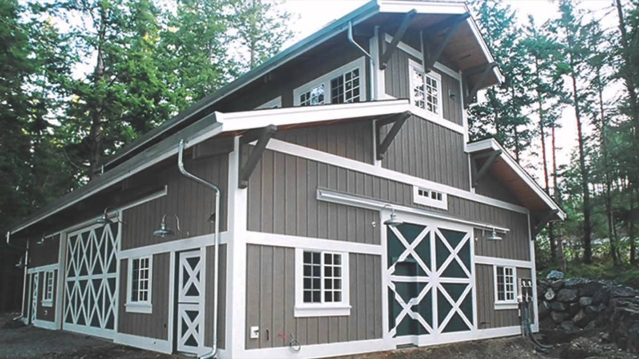 spane buildings post frame pole buildings garages barns arenas and homes youtube - Metal Building Design Ideas