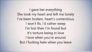 XXXTENTACION-SAD! Lyrics / RIP XXXTENTACION🙏