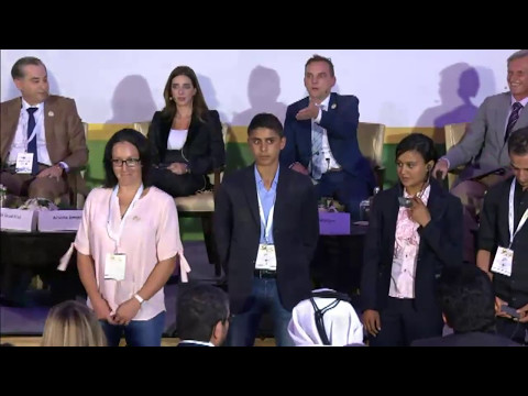 World Arabian Horse Racing Conference - Morocco 2017 - Day 1, Last Session
