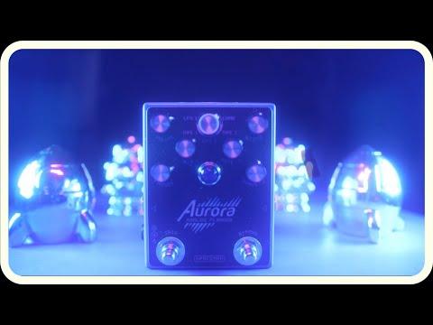 Spaceman effects - Aurora