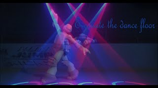 TMNT 2012~Mikey~Evacuate the dance floor