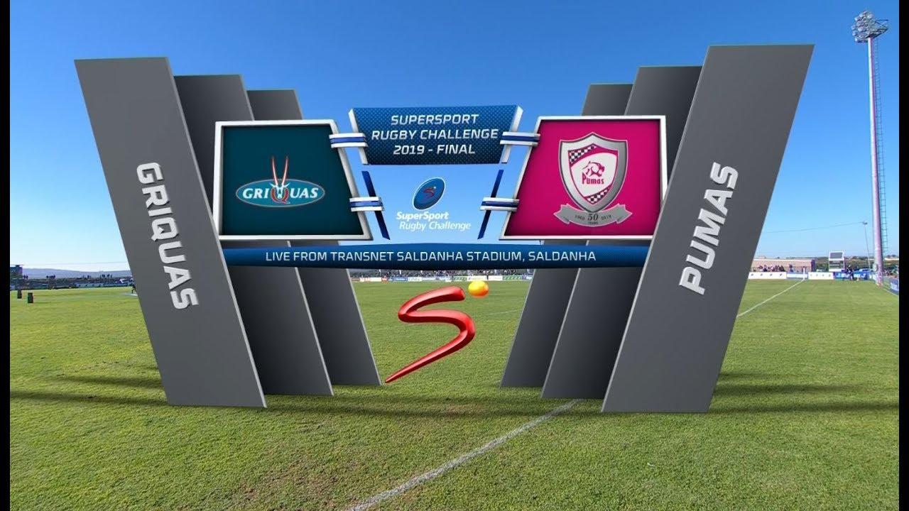 SuperSport Rugby Challenge Final | Tafel Lager Griquas vs Pumas