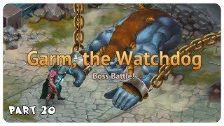 Guild of Heroes Part 20 - Vanguard Encampment + Boss Fight [Android Letsplay][HD] screenshot 5