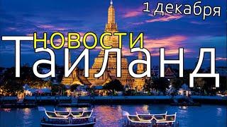 Пикник на Митинге Таиланд Новости 1 Декабря