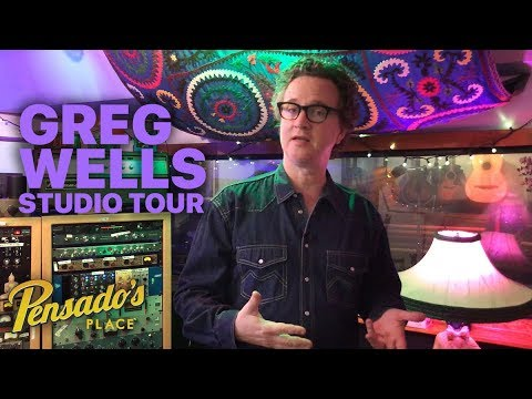 Greg Wells Studio Tour - Pensado's Place #339