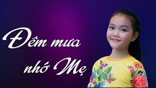 Hà Quỳnh Như hát Đêm Mưa Nhớ Mẹ lấy nước mắt người nghe