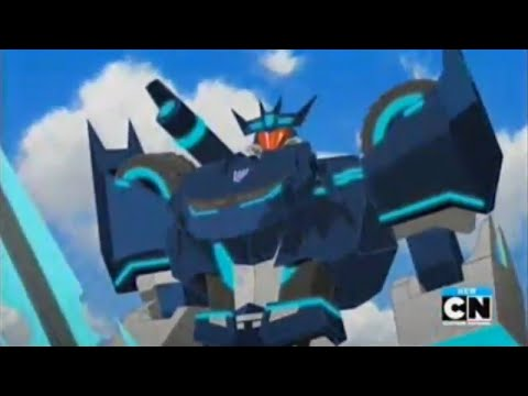 "Transformers: Robots in Disguise - Combiner Force S3E21 ""Collateral Damage"" (Part 1/4)"