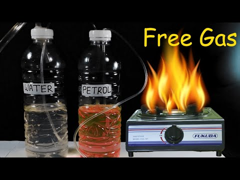 Free gas from