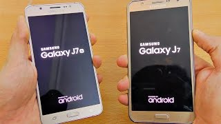Samsung Galaxy J7 (2016) vs J7 (2015) - Speed Test! (4K)