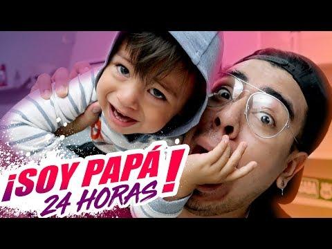 24 HORAS SIENDO PAPÁ | GUATSI