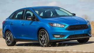 2016 Ford Focus Start Up And Review 2.0 L 4-Cylinder
