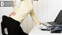 Management of low back pain felt after bending forward - Dr. Rajkannan Pandurangan