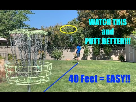 Learn how to GET GOOD at PUTTING!! | Disc Golf Declassified: E4 | Putting tips from a World Champion