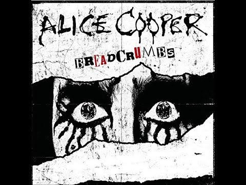 """Alice Cooper to release new EP """"Breadcrumbs"""" of 6 covers..!"""