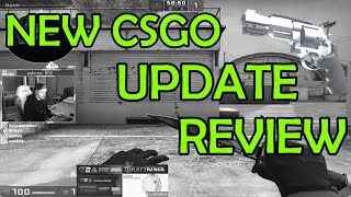 n0thing Rants: CSGO Update and R8 Revolver