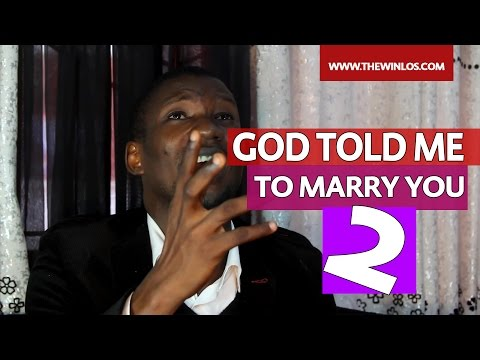 God told me to marry you 2