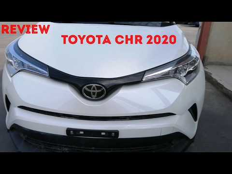 Review Toyota CHR 2020