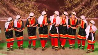 видео ансамбль кавказского танца