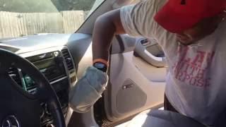 Norwex 3-in-1 Car Mitt & Window Cloth Demo
